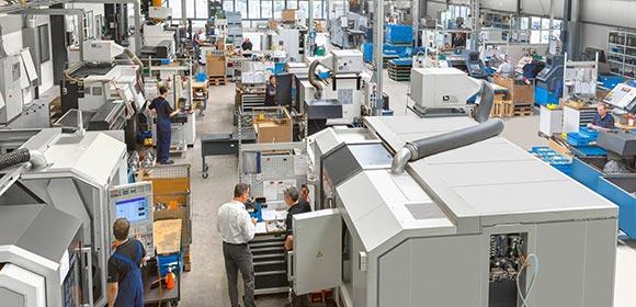 Production métallique précise, PMP, Zell a.H.